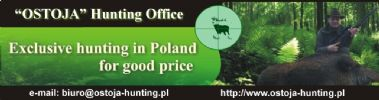 Exclusive hunting in Poland for good price